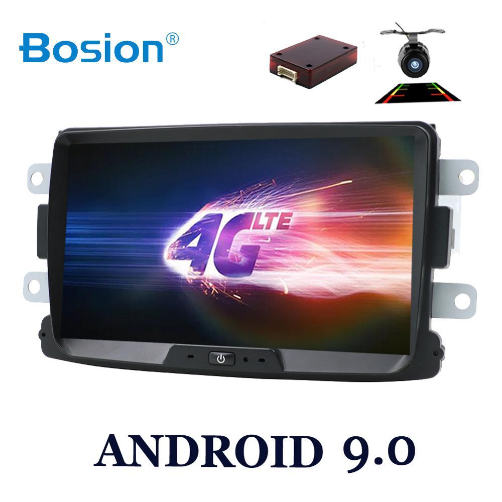 Octa core Android 9 0 car multimedia GPS For Dacia Sandero Duster Renault Captur Lada Xray