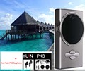 Marca original nuevo cayin chispa n6 dsd pcm1792a viruta de alta fidelidad reproductor de música sin pérdidas de audio profesional con libre yuin pk3 auricular