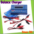 Wholesale 1pcs IMAX B6 Lipo Battery Balance Charger Digital Charger Discharger for RC Quadcopter Dropship