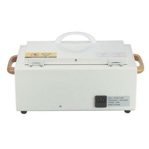 Image 3 - 300 واط الحرارة الجافة ارتفاع درجة الحرارة صندوق تعقيم جهاز تعقيم للأسنان مانيكير مجفف معقم أداة مستودع في الخارج