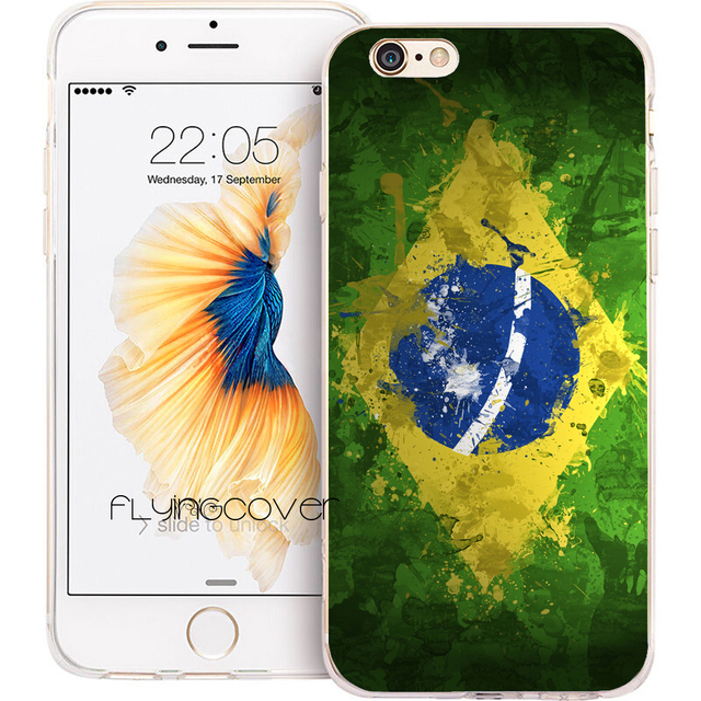 coque iphone 8 plus bresil