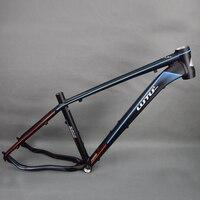 LUTU 2608 Mountain Bikes Frame 26er Aluminum Alloy Gloss/Matta Frame Bicycle Frame 16inch 18inch