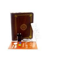 Colorful LED Book Lamp Quran Speaker Wireless Remote Control USB Rechargeable Night Light Muslim Koran FM Radio TF MP3 Player
