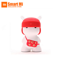 New Original Mitu Xiaomi Bluetooth LED Speaker Mini Size Portable Built In LED Support 32GB SD Card
