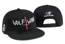 Fashion Baseball Caps Odd Future Golf Wang Men's Snapback Crosses Embroidery Hip-Hop Adjustable Hats Women Casquette Snap Back