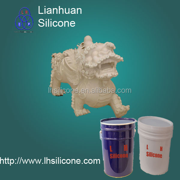 Furniture Accessories Fiberglass Molds Making Long Performance Life Moulding Rtv Silicone For Pu/resin Products