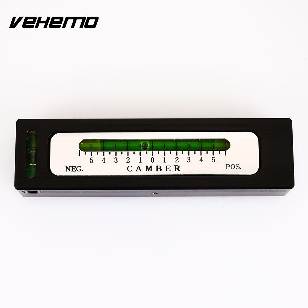Vehemo Strut Wheel Magnetic Gauge Tool Alignment Gauge Tool Hand Tools Gauge Tool Universal Professional DIY