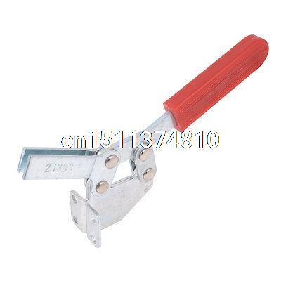 Red Lever Handle Horizontal Type Clamping Toggle Clamp 21383 250Kg 551Lbs светильник спот brilliant newton g03829 77