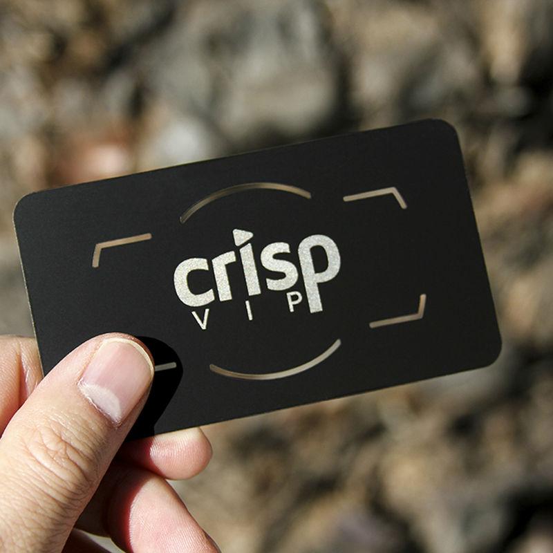 Metal Membership Card Personalize VIP Card Creative Membership Card Construction Membership Card Making Metal Black Card Product