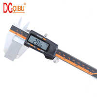 2019 Metal 6-inch Digital Display Caliper 150mm Fraction/mm/inch High Precision Stainless Steel Lcd Vernier Measuring Tools