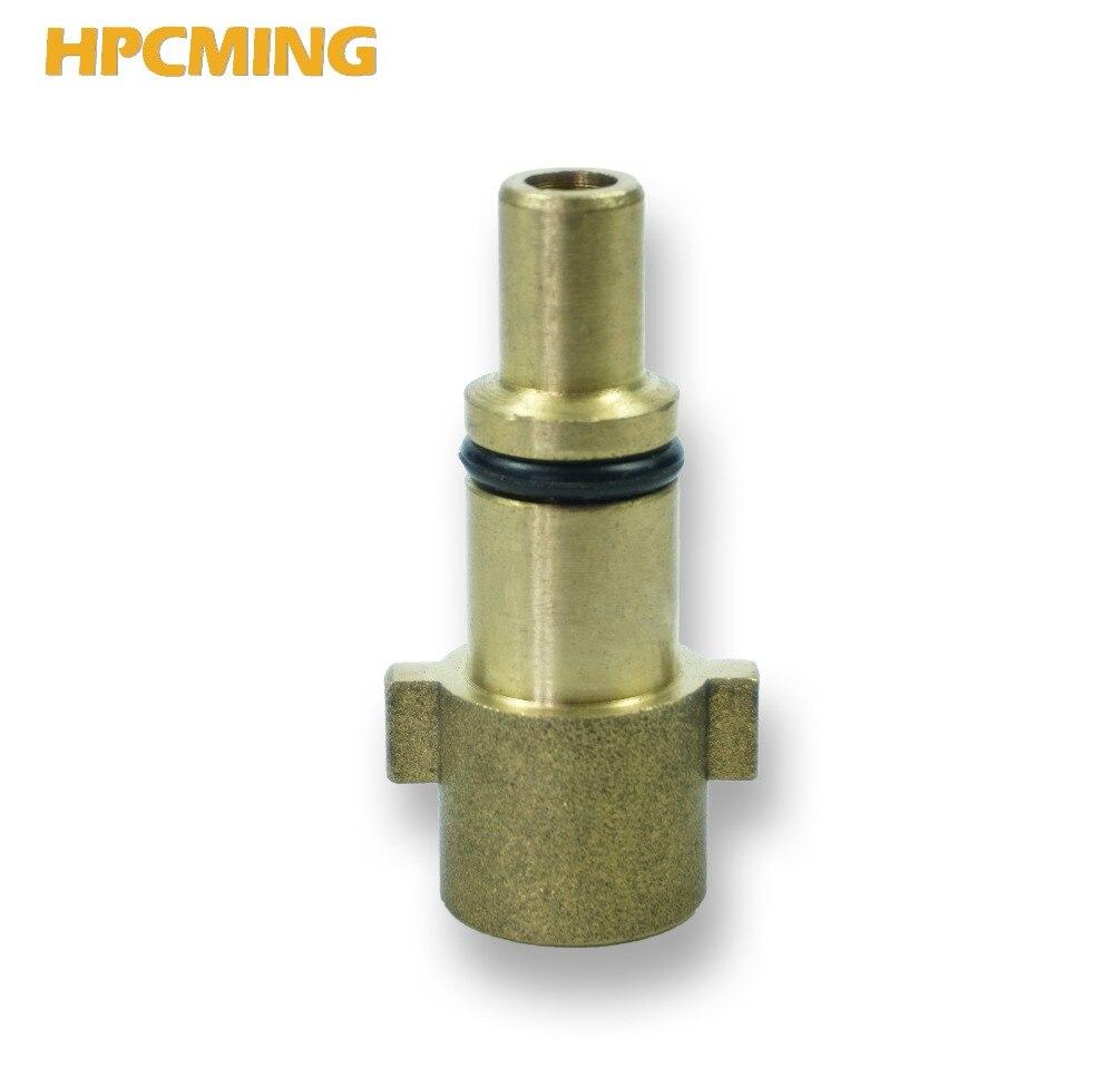 2018 Sale Gs High Quality Adapter For Foam Nozzle Generator Gun Soap Foamer For Nilfisk Kew Alto Pressure Washer (cw138)
