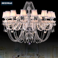 SHIXNIMAO Luxury Electric Crystal Chandelier 6Arm/8Arm/10Arm/15Arm Crystal lamp Crystal Chandelier 02