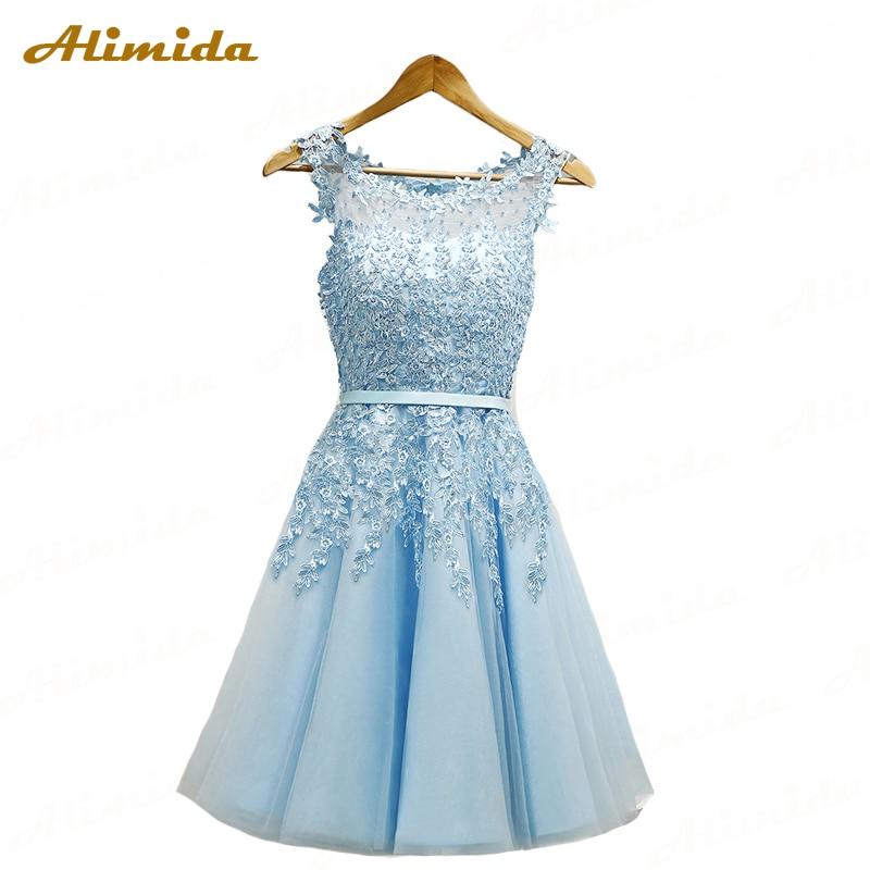 Голубое Платье На Выпускной 9 Класс
