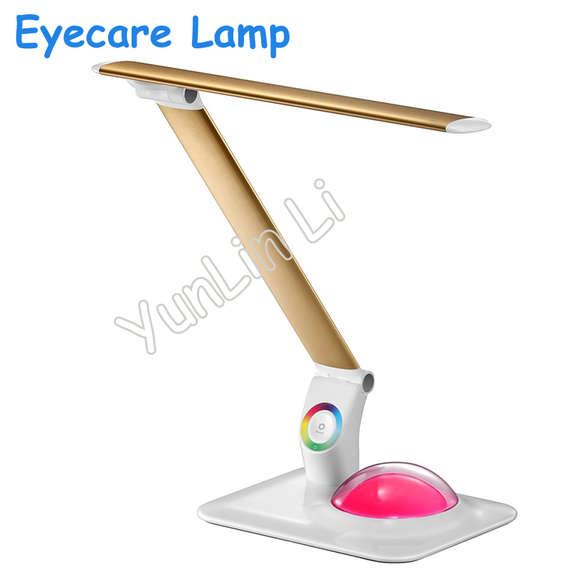 все цены на Eyecare Lamp LED Touch Light Reading Lamp 3-Level Brightness Lamp Portable Office Lamp 903