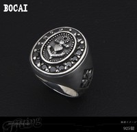 925 серебряные Винтаж модные цветок тайский серебряное кольцо