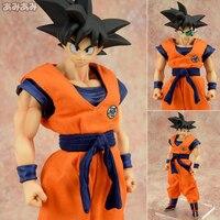 Dragonball Son Goku Figuras Action Megahouse Dragon Ball DOD Son Gokou Goku PVC Action Figures Collectibles Model Toys 21cm