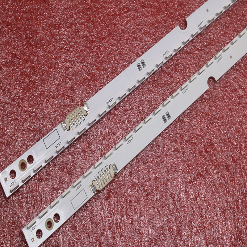 New 2 PCS/set 60LED 572mm LED backlight strip for Samsung UE46ES5500 SLED 2012SVS46 7032NNB RIGHT60 LEFT60 2D