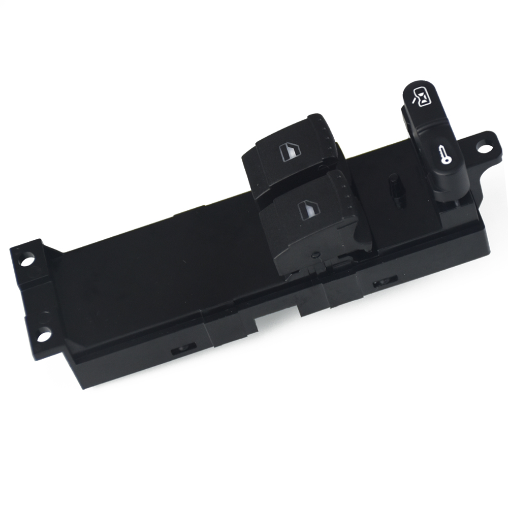 For Skoda Fabia Octavia For Volkswagen Bora Golf Jetta MK4 2 Door Power Window Switch 1J3 959 857A 1J3959857A(China)