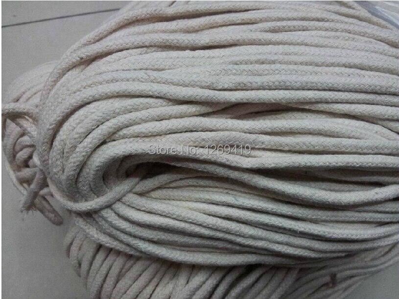 Aliexpress.com : Buy Wholesale 6mm 90M Pure Cotton Core ...