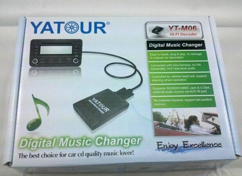 Voiture adaptateur Bluetooth Digital st/ér/éo de voiture aux adaptateur mains libres appel avec chargement USB et audio de 3,5/mm Musique dentr/ée pour Pioneer T/ête unit/és Deh-p900/Keh-p6200-w Meh-p055/Deh-88