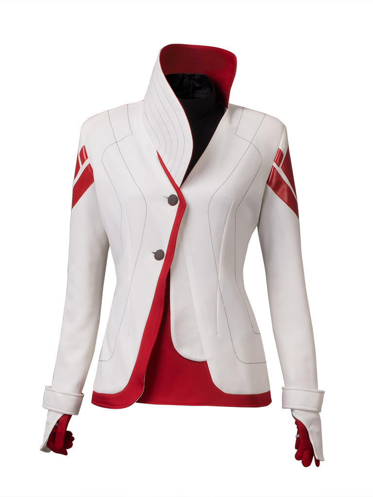 Pokemon Go Candela Cosplay Costume mp003516