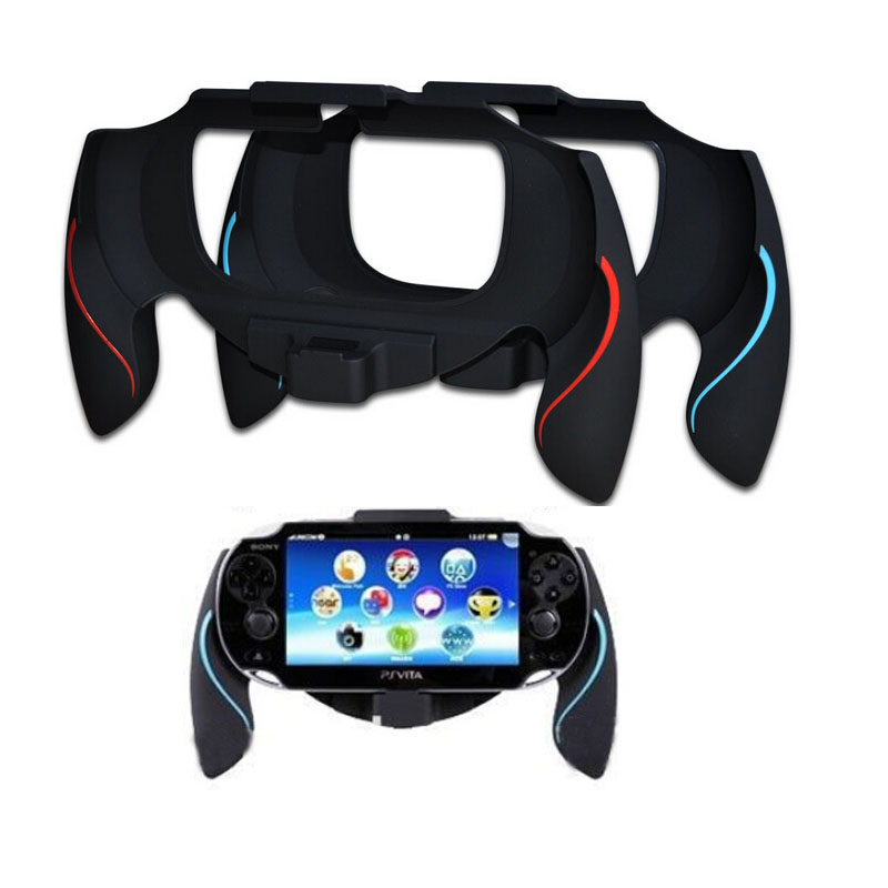 Comfortable Joypad Bracket Holder Handle Hand Grip Case for Sony PlayStation Psvita PS Vita PSV 1000 psv1000 Gamepad HandGripComfortable Joypad Bracket Holder Handle Hand Grip Case for Sony PlayStation Psvita PS Vita PSV 1000 psv1000 Gamepad HandGrip