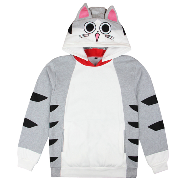 Online Shop Anime Chi's Sweet Home Hooded Pullover Hoodie Cosplay ...