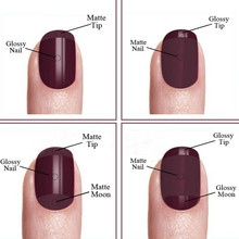 Vrenmol 1pcs Cleaning Matt Top Coat Nail Gel Polish Long Lasting Matte Top coat LED UV Nails Gel Lacquer Matt Top Gel