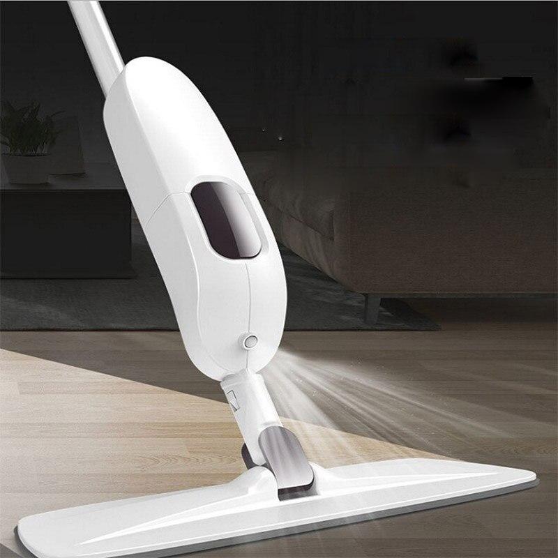 Spray Mop Windows suelo de madera automática mopa de limpieza mágica hogar cocina azulejos de cerámica del baño limpieza de suelo herramientas Dropshipping Cepillo lateral de filtro de HEPA Mop pad filtro primario de Kits para ilife V8 V8s X750 X800 X785 V80 pieza de aspiradora