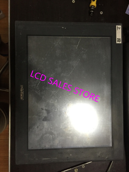 GP2600-TC11   in good condition   USED INDUSTRIAL COMPUTER CCFL TFT  WITH TOUCH PANEL