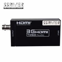 MINI 3G HDMI To SDI Converter Adapter BNC SDI HD SDI 3G SDI 2 970 Gbit