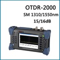 Ruiyan Digtial Optical Fiber SM OTDR Tester RY-OT2000 1310/1550nm 15/16dB With 5mW Visual Fault Locator (VFL) FTTx Cable Tester
