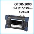 Ruiyan Digtial Probador RY-OT2000 SM OTDR De Fibra Óptica 1310/1550nm 15/16dB Con 5 mW Localizador Visual de Fallos (VFL) FTTx Cable Tester