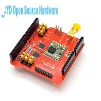 1pcs Long Distance Wireless 868Mhz Lora Shield For Arduino Leonardo UNO Mega2560 Duemilanove Due
