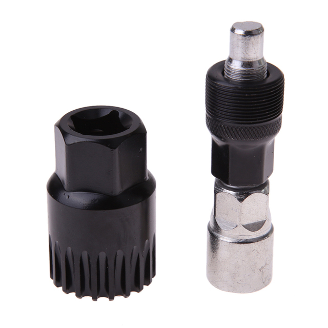Practical Bicycle Bike Crank Wheel Extractor Bottom Bracket Cycling Crankset Pedal Remover Bike Repair Tools Bicycle Accessories