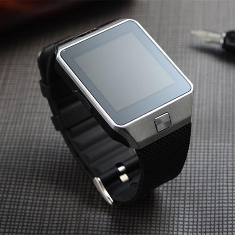 imágenes para Nuevo movimiento DZ09 Reloj Inteligente Bluetooth usable dispositivos SIM Apoyo TF tarjeta A1 Smartwatch Para apple Android OS PK gt08 W8 DZ11 U8
