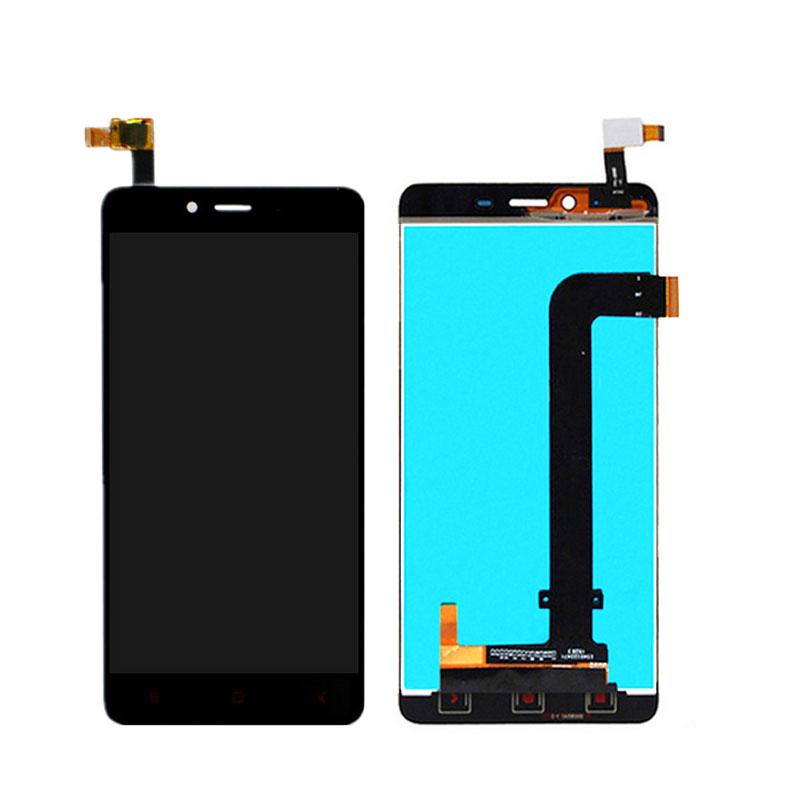 100% New MI Hongmi Note 2 LCD Display +Digitizer Touch Screen Assembly Replacement For Xiaomi Redmi Note 2 Phone Parts And Free for xiaomi mi note pro lcd display 2k touch screen tools 100% new digitizer 2560x1440 5 7 assembly replacement for phone