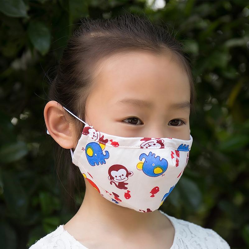 Offen 5 Teile/paket Mode Cartoon Kinder Maske Anti-nebel Und Dunst Cartoon Niedlichen Masken Warme Persönlichkeit Großhandel Masken VerrüCkter Preis Damen-accessoires