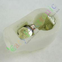 Оптом и в розницу 8 шт. 6.3 мм Трубки Анод Caps Керамическое Гнездо для EF37 EF39 12E1 6J7 6K8 6K7 EL504 бесплатная доставка(China (Mainland))