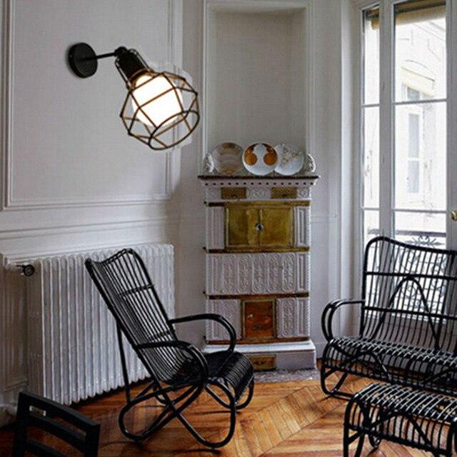 Vintage Industrial Wall Lamp