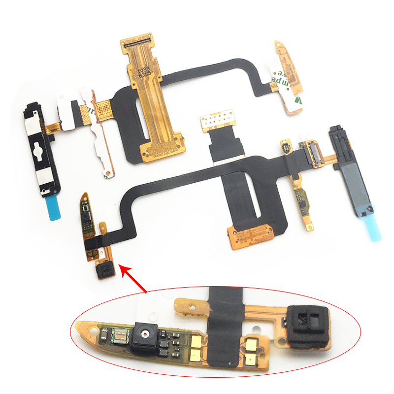 Replacement Original Main Flex Cable For NOKIA C6 C6-00 Slide Slider Keypad With Camera Ribbon Cable
