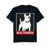NOISYDESIGNS precioso Bull Terrier patrón hombres zapatos