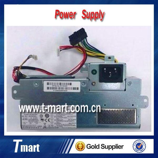 High quality server power supply for 517133-001 PS-2201-2 DPS-200PB 200W, fully tested&working well plus size double breasted plaid swing coat
