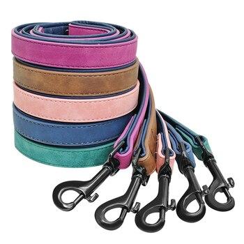 Dog Collar Leash Lead 4