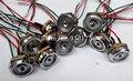 100 unids/lote ds 1990a lector sonda de memoria táctil ibutton IB TM 9092 con luz LED para DS1990 DS1991 DS1996 ds1961 tarjeta