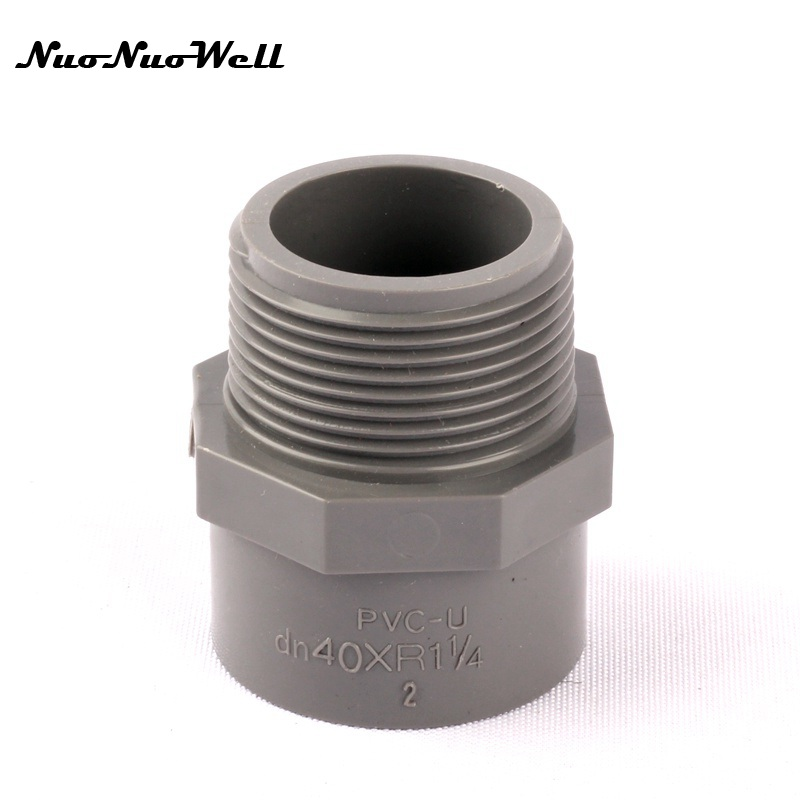 """2 1//2/"""" Garden Hose Siphon Pipe Threaded Connector USA Tube Fitting Adapter"""