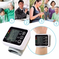 2017 Hot Home Need Blood Pressure Measuring Instrument Rapid Response Sensitive Instrument For Old People And