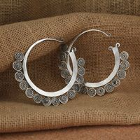 ETHNIC TRIBAL MIAO HANDMADE EARRINGS