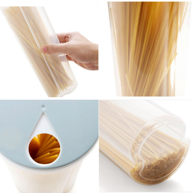 Online Shop Noodles Spaghetti Food Storage Boxes Airtight Storage