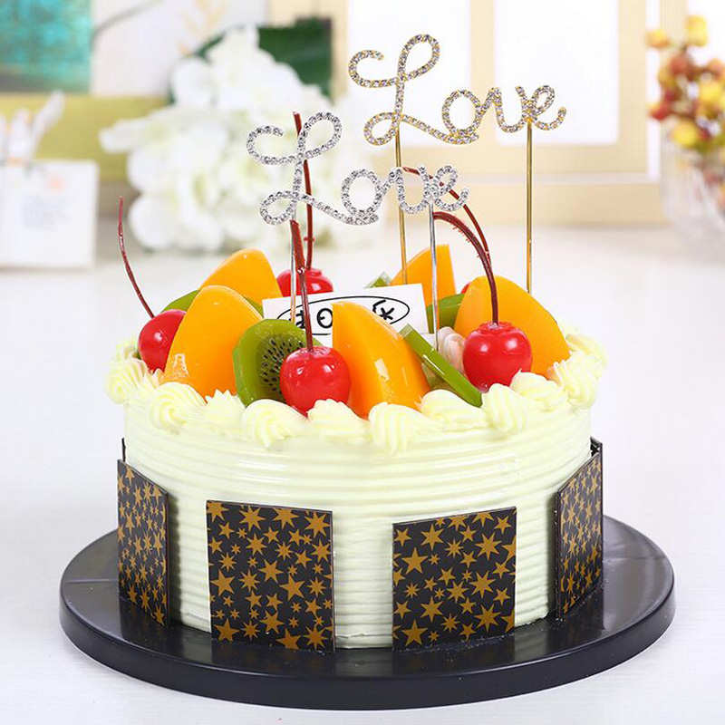 Online Get Cheap Stylish Birthday Cakes Aliexpresscom Alibaba - Stylish birthday cakes